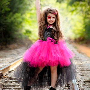 Rockstar Girls Tulle Tutu Dress