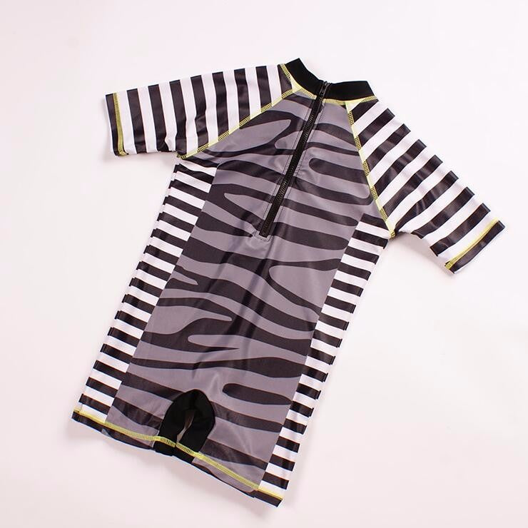 Zebra Wet Suit