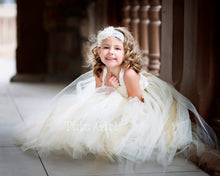 Gorgeous Vintage FlowerGirl Gown