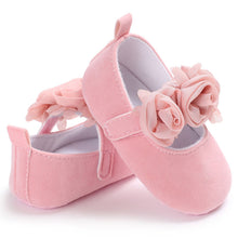 Soft Sweet Mary Jane Baby Shoes