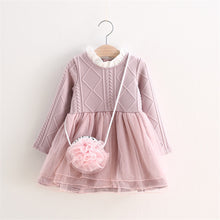 Knitted Tutu Dresses