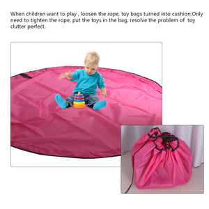 EZ Breezy Portable Playmat/Storage Organizer