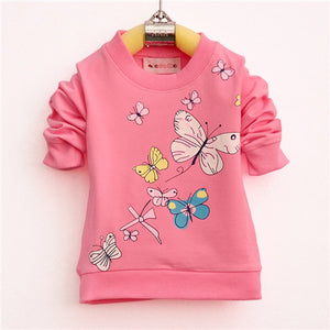 Beautiful Butterfly Sweatshirt