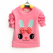 Cute Cartoon Rabbit T-shirt