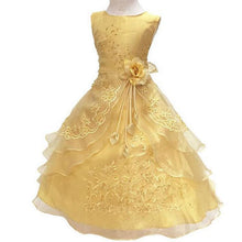 Elegant Pageant Style Princess Dress