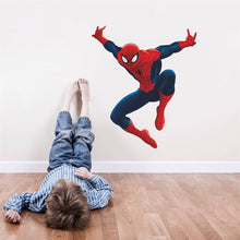 Spiderman Removable Wall Sticker