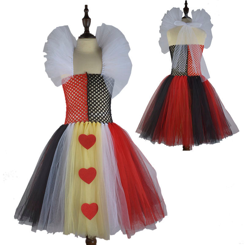 Princess Of Hearts Gown