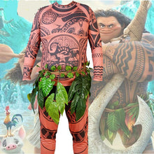 Maui Halloween Costume for Kids/Full Set