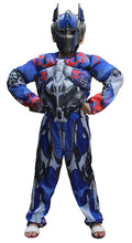 Transformers Muscle Costume