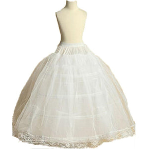 Princess Essentials Petticoat 4 Hoop