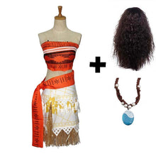 Princess Moana Costume