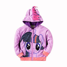 Lil Pony Hooded Jacket