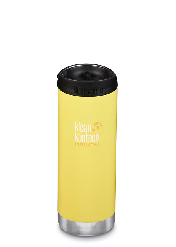 Buttercup Klean Kanteen TKWide 437ml insulated mug