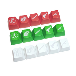 Gaming Weapon Keycaps - Mechbox