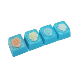 Flower Resin Keycap - Mechbox