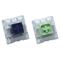 NovelKeys x Kailh Thick Click Switch Bundle - Mechbox