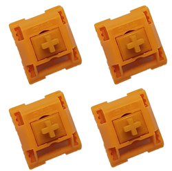 TTC Orange Switch Bundle - Mechbox