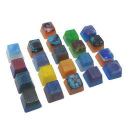 Handmade Resin Keycaps - Mechbox