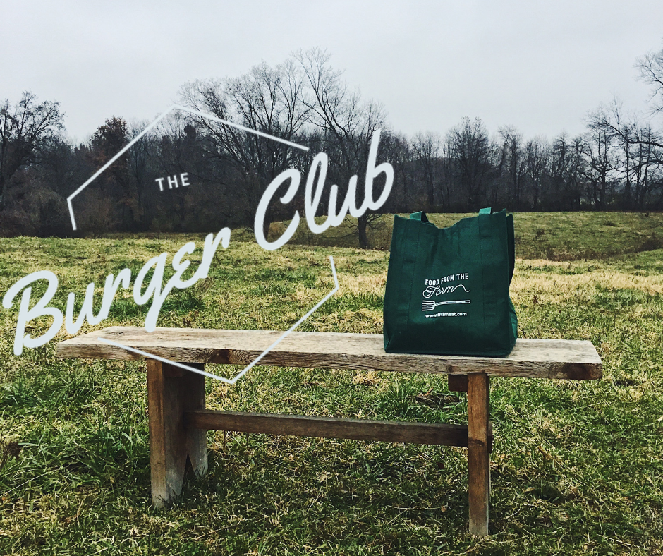 The Hamburger Bundle: Burger Club Subscription