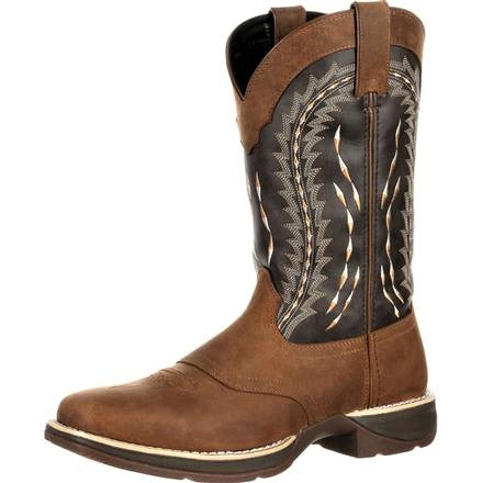 Durango Rebel Saddle Men's Pull-On Western Boot