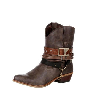 Durango Crush Women's Bootie Brown