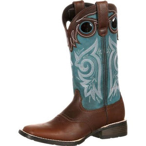 Durango Mustang Pull-On Cowgirl Boots
