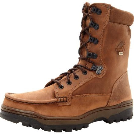 Rocky Outback Gore-Tex Waterproof Hiker Boots 8""