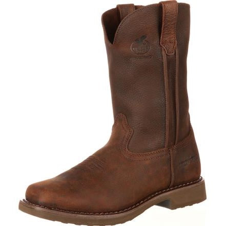 Georgia Boot Carbo-Tec Farm and Ranch Boots