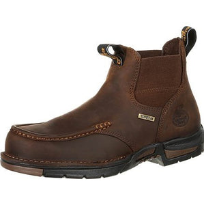 Georgia Boot Athens Chelsea Waterproof Work Boot