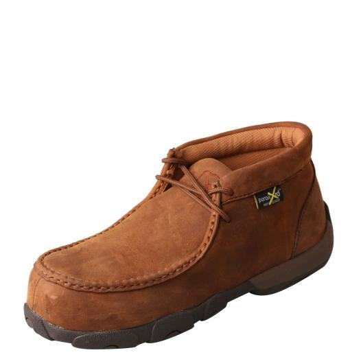 Twisted X Women's Safety Moc Shoe