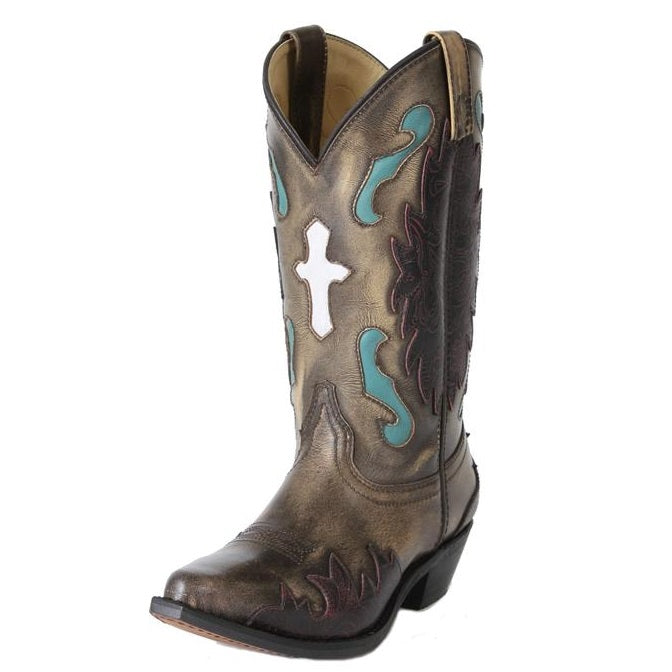 Smoky Mountain Liberty Cowgirl Boot