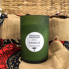 Eucalyptus and Citronella Soy Candle
