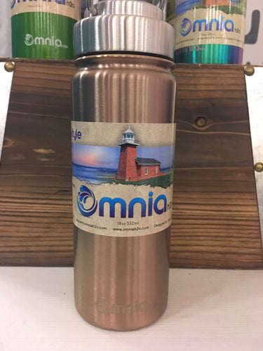 16 oz Omnia Water Bottle