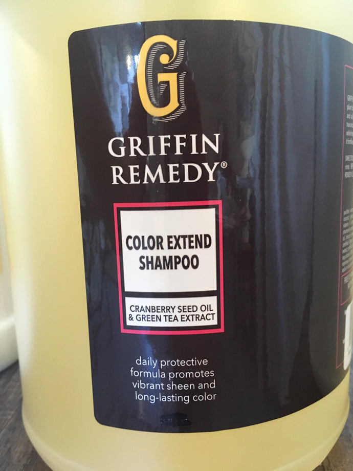 Griffin Remedy Color Extend Shampoo