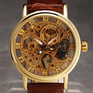 Abbot Skeleton Watch