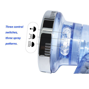 High Pressure Handheld Water Saving Shower Head