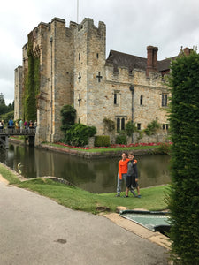 Hever Castle ~ Day Trip from London your Family will Love