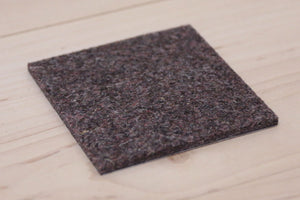 5006: INDUSTRIAL STRENGTH ADHESIVE FELT PADS 76MM