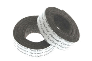 5005: INDUSTRIAL STRENGTH ADHESIVE FELT ROLL (25MM X 914MM)