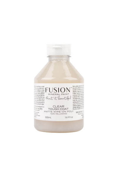 Fusion Mineral Paint / Prep & Finish
