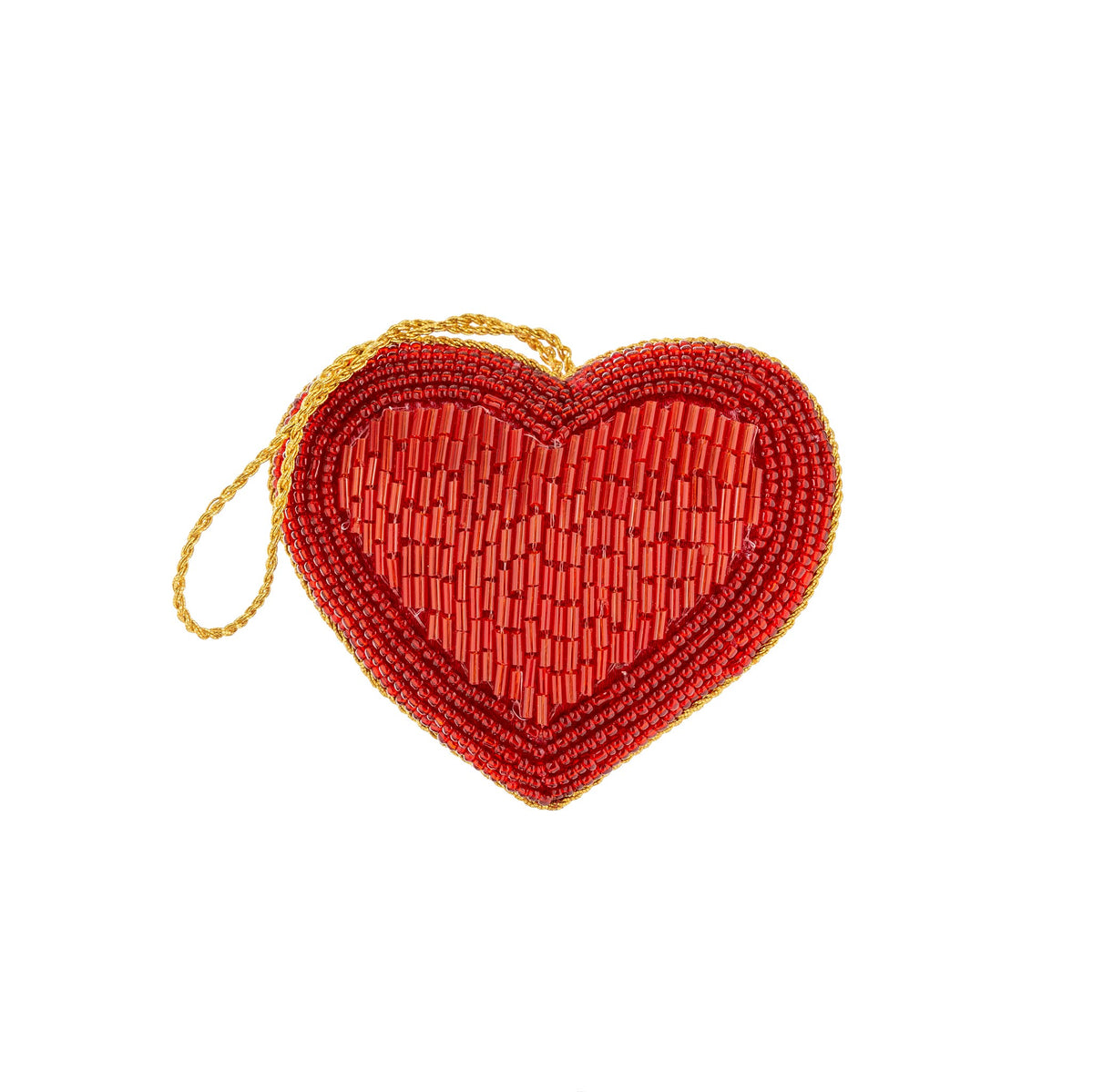 Sweetheart Plush Ornament