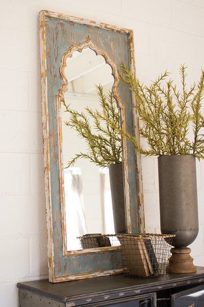 Paint & Patina Moroccan Mirror