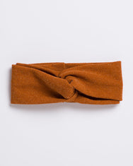 Turban Headband - Brown Sugar
