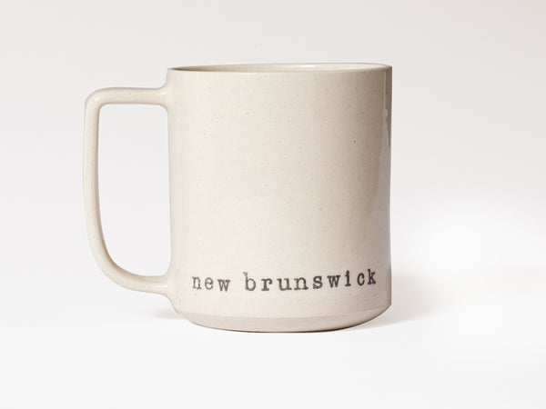 New Brunswick Mug - Jaw Pottery