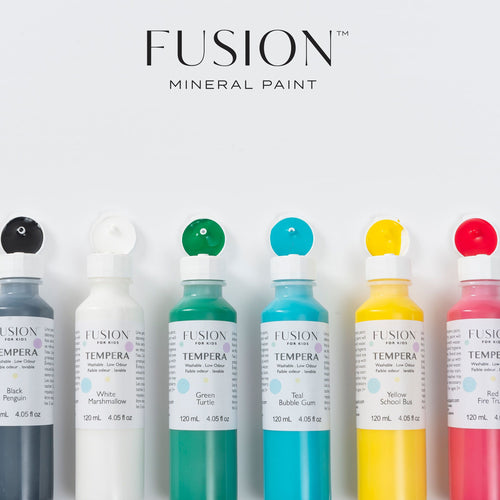 Fusion Tempera Paint Set