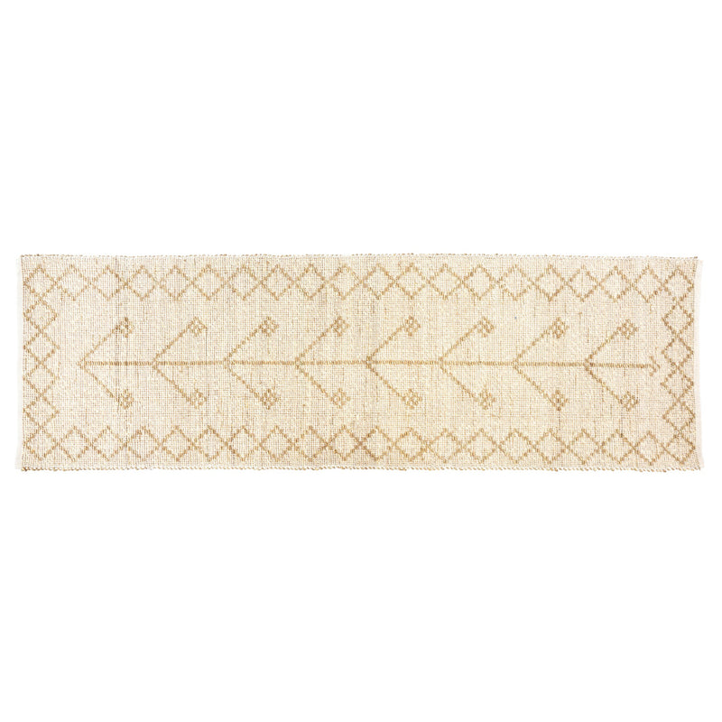 Echo Seagrass Runner Rug 8x2.5