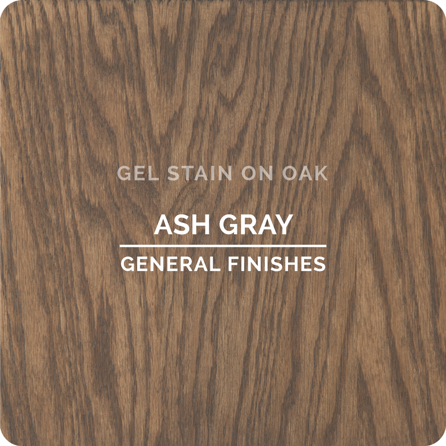 General Finishes Gel Stain - Ash Gray