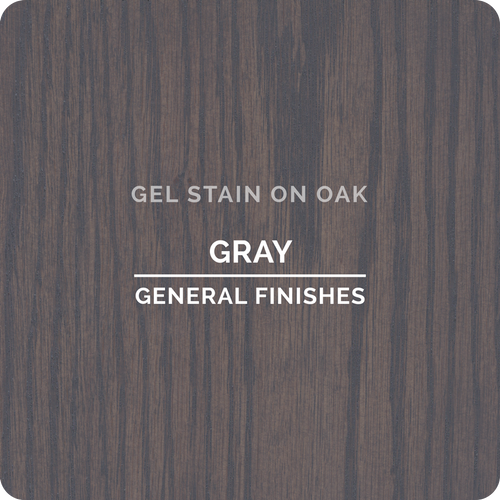 General Finishes Gel Stain - Gray
