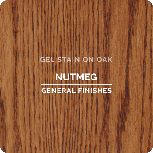 General Finishes Gel Stain - Nutmeg