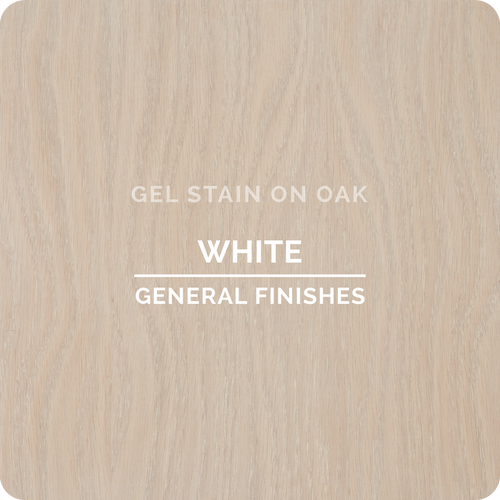General Finishes Gel Stain - White